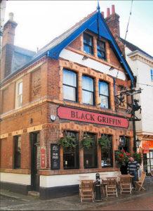 Black Griffin - Canterbury