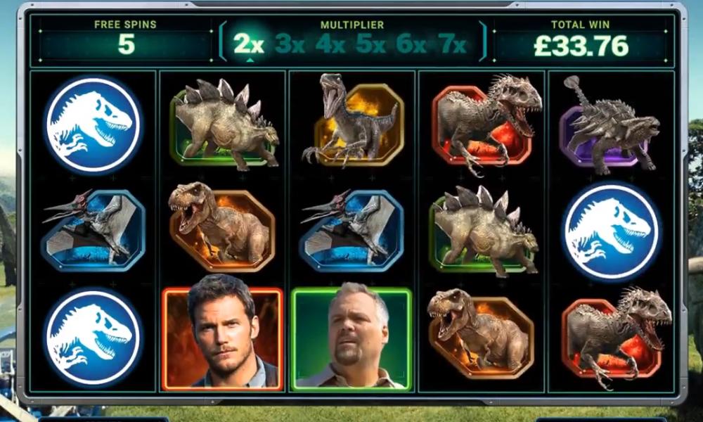 Jurassic World - Rizk Casino