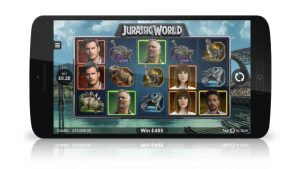Play Jurassic World on your mobile