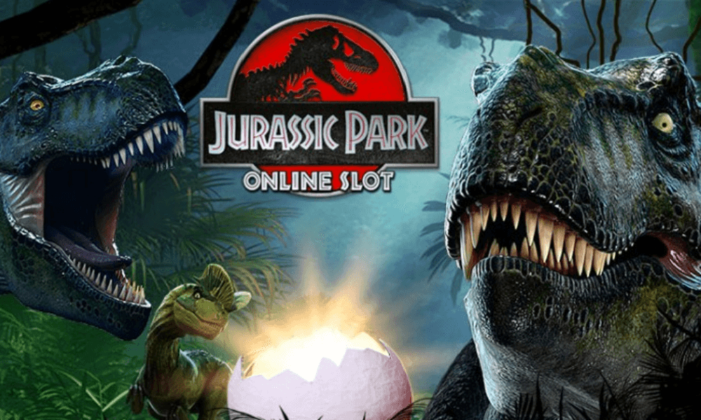 Jurassic Park Online Slot Video Review