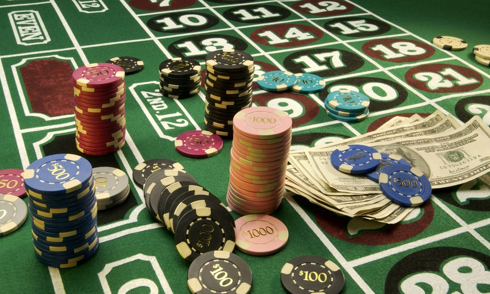 Term papers on casino gambling chicken dinner gambling
