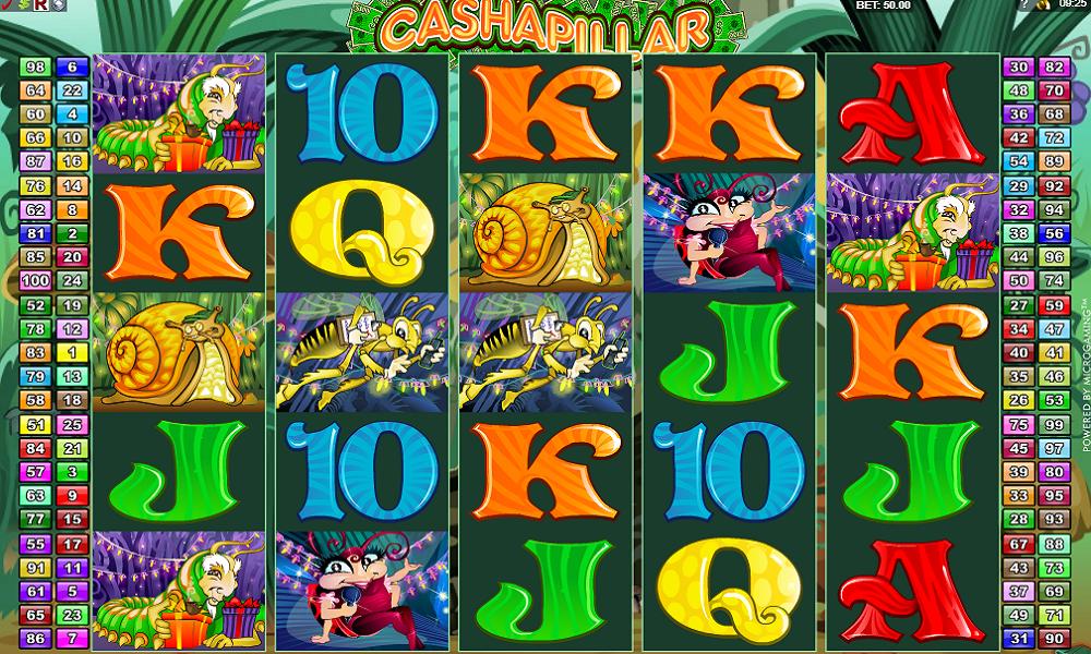 Spiele Cashapillar - Video Slots Online