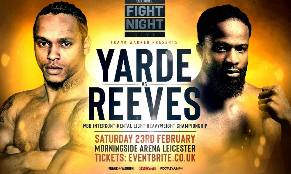 Anthony Yarde exclusive, part 2: I've got to take this one
