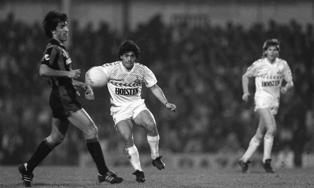 Maradona At Spurs And More Mind Blowing Testimonials 32red Blog